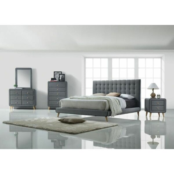 Bal Harbour Platform Configurable Bedroom Set By Latitude Run by Latitude Run Best