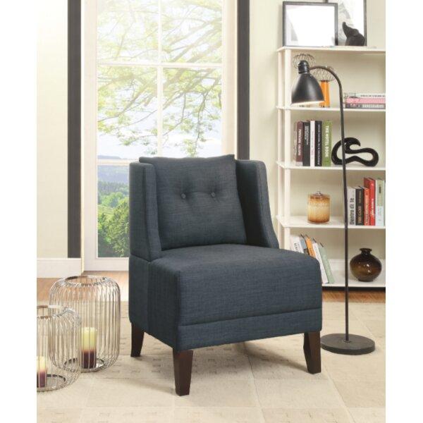 Damiansville Slipper Chair by Winston Porter
