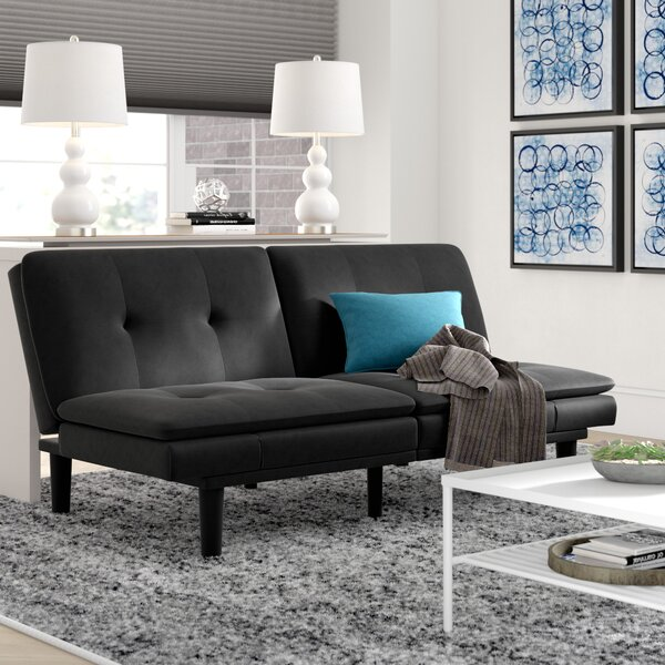 #2 Turman Convertible Sofa By Latitude Run Modern