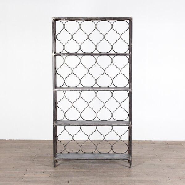 Lowry Standard Bookcase by Gracie Oaks