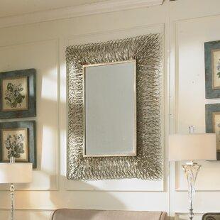 Wade Logan Decorative Wall Mirror