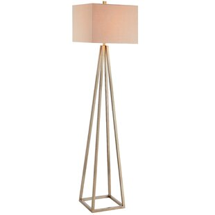 Modern gold floor lamps allmodern 6275 floor lamp aloadofball Image collections