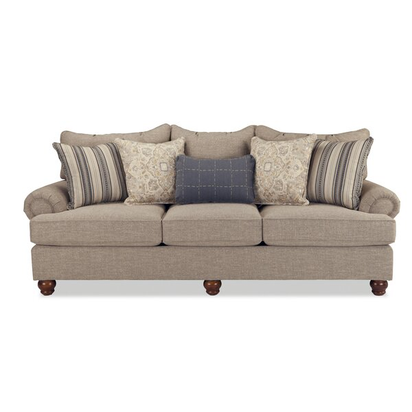 Modern Tolliver Sofa by Craftmaster by Craftmaster