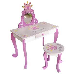 Disney Princess Dressing Table   Wayfair.co.uk