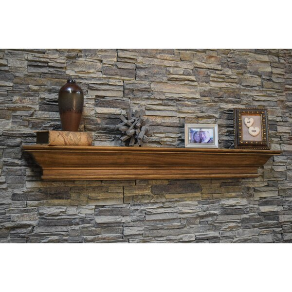 Kandy Barlow Fireplace Shelf Mantel By Alcott Hill