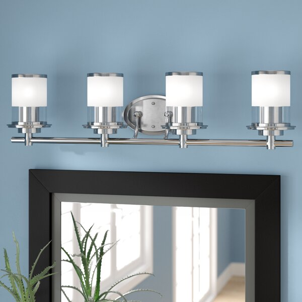 Davis 4-Light Vanity Light by Zipcode Design