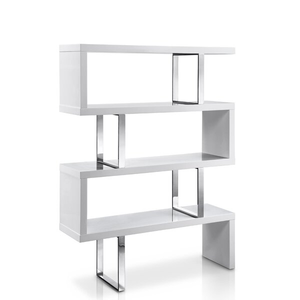 Lorne Etagere Bookcase by Everly Quinn