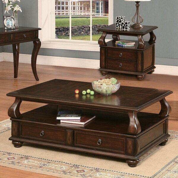 Chulmleigh Coffee Table Set by Canora Grey