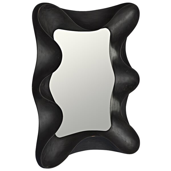 Concave Accent Mirror by Noir