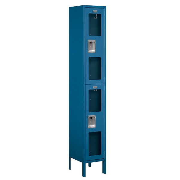 1 Tier 1 Wide Gym and Locker Room Locker by Salsbury Industries| @ $328.99