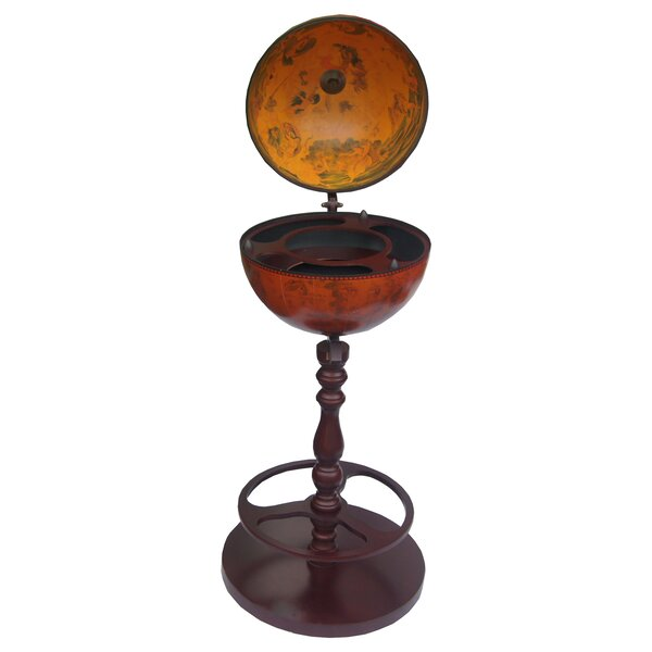Mingus Bar Globe by Andover Mills Andover Mills