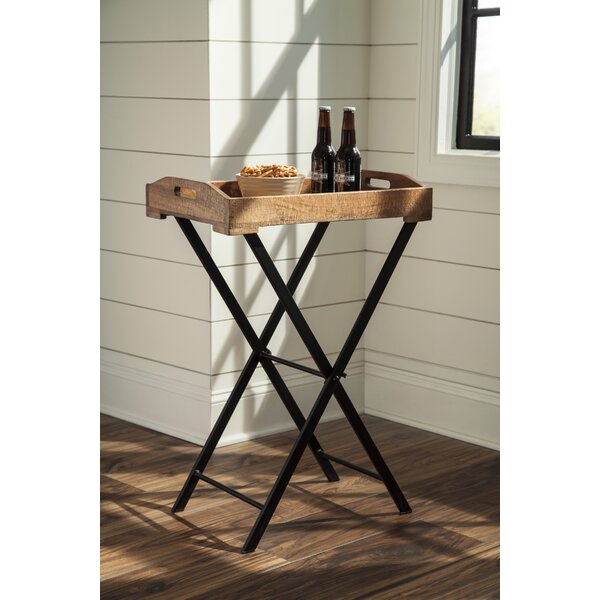 Cohn End Table by Williston Forge