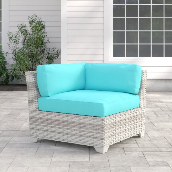 Falmouth Corner Patio Chair with Cushions (Set of 2) by Sol 72 Outdoor Sol 72 Outdoor