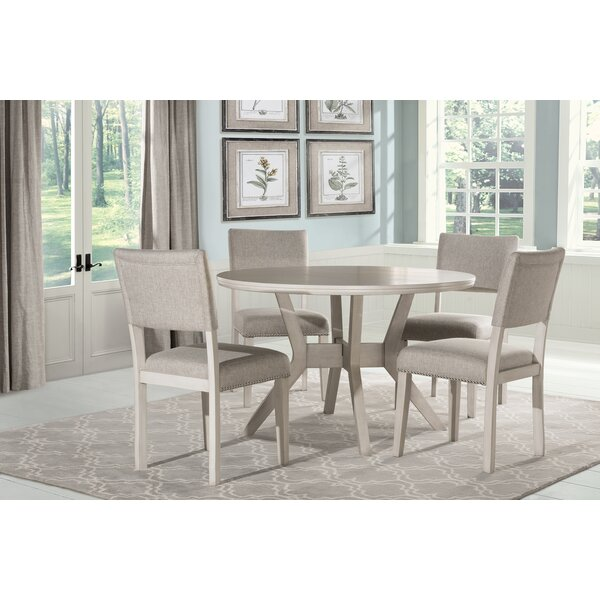 Jill 5 Piece Dining Set by House of Hampton House of Hampton