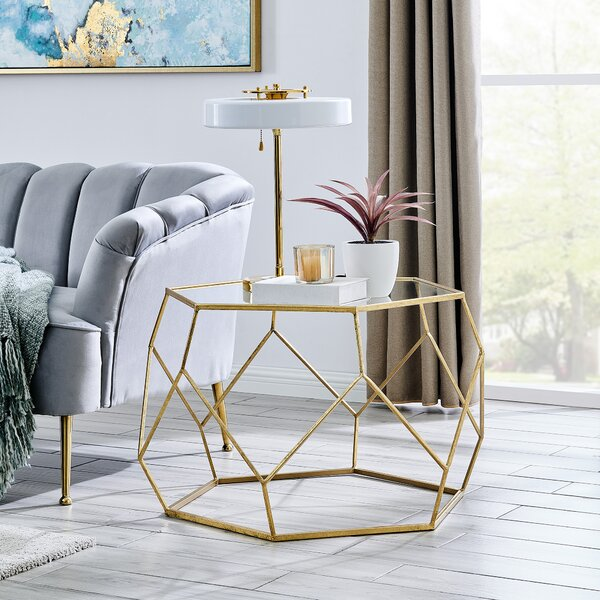 Albie Coffee Table by Everly Quinn Everly Quinn