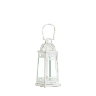 Affordable Price Inspiration Iron Lantern By Bungalow Rose