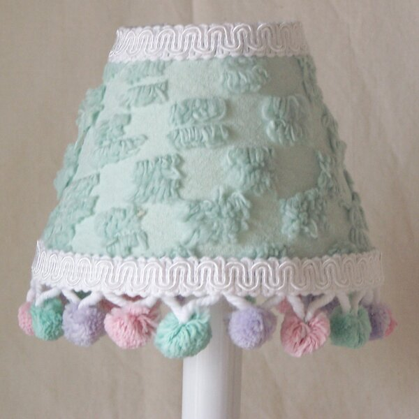 Chenille Magic Mint Night Light by Silly Bear Lighting
