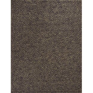 Best Reviews Honesdale Mocha Area Rug By Three Posts