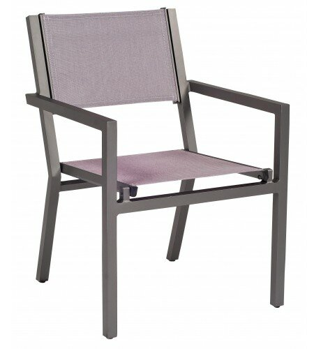 Palm Coast Stacking Patio Dining Chair by Woodard