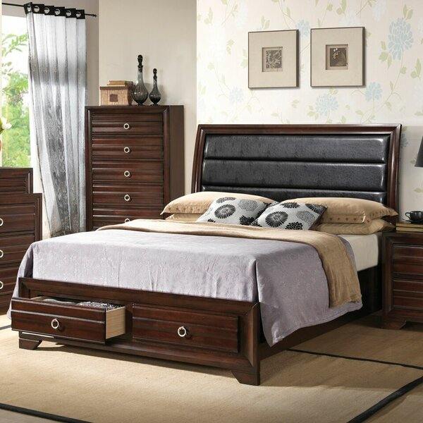 Newfoundland Platform 4 Piece Bedroom Set by Winston Porter
