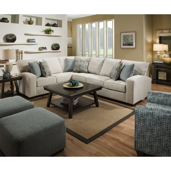 Henton Sectional by Alcott Hill