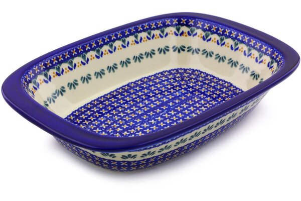 Rectangular Non-Stick Baking and Roasting Dish by Polmedia