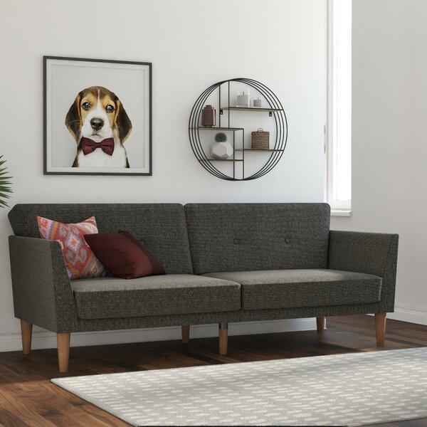 Regal Convertible Sofa by Novogratz Novogratz