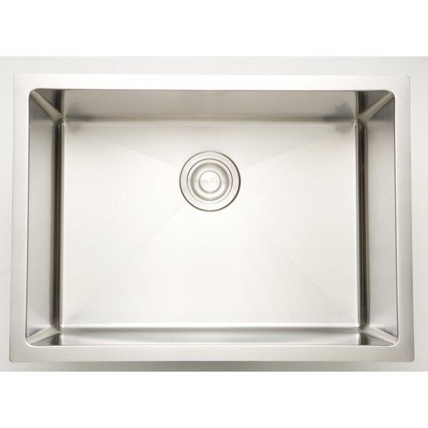 20 L x 15 W Undermount Kitchen Sink