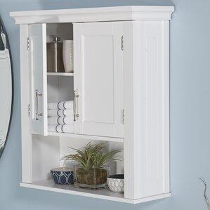 Wall Mounted Bathroom Cabinets You Ll Love Wayfair