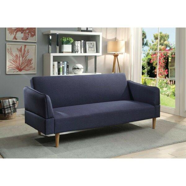 Romolo Upholstered Adjustable Sofa by Wrought Studio