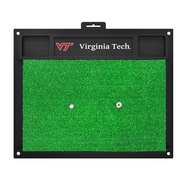 NCAA Virginia Tech Golf Hitting Mat by FANMATS