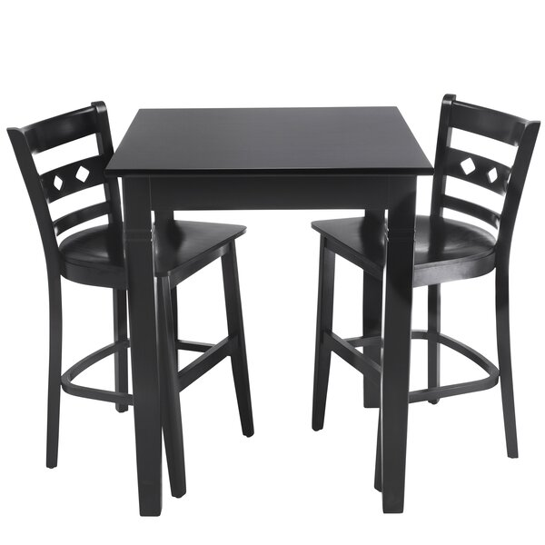 Best Choices Ewell 3 Piece Counter Height Pub Table Set By Red Barrel Studio 2019 Sale