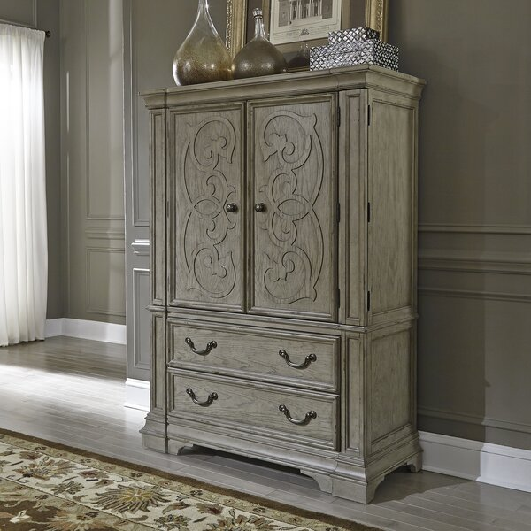 Sunnydale 4 Drawer Gentleman's Chest by Canora Grey