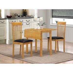 Essgruppe Atlas mit ausziehbarem Tisch und 2 Stühlen von Heartlands Furniture