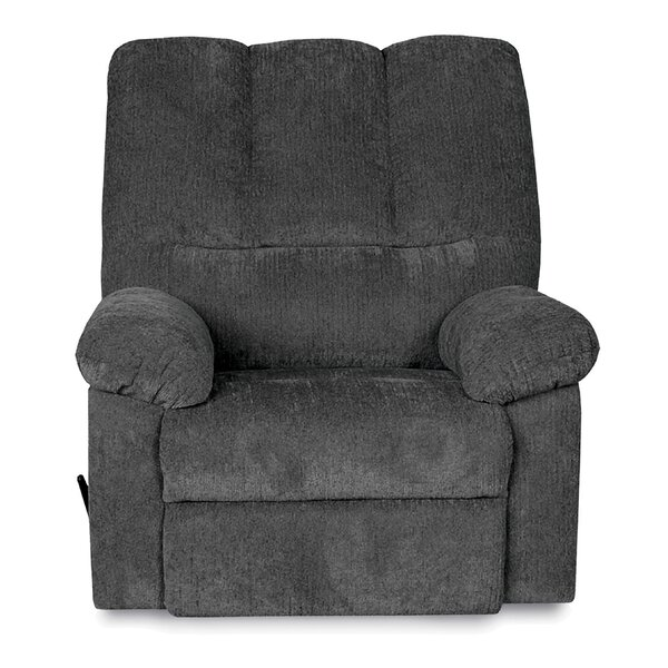 Ethan Manual Swivel Recliner by Revoluxion Furniture Co.