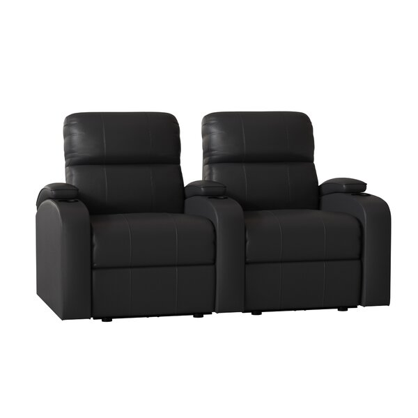 Review Home Theater Lounger (Row Of 2)