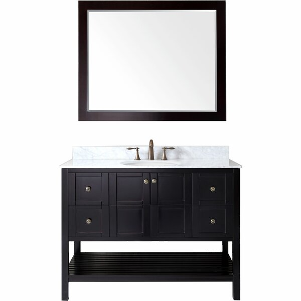 Bob 48 Single Bathroom Vanity Set by Willa Arlo Interiors