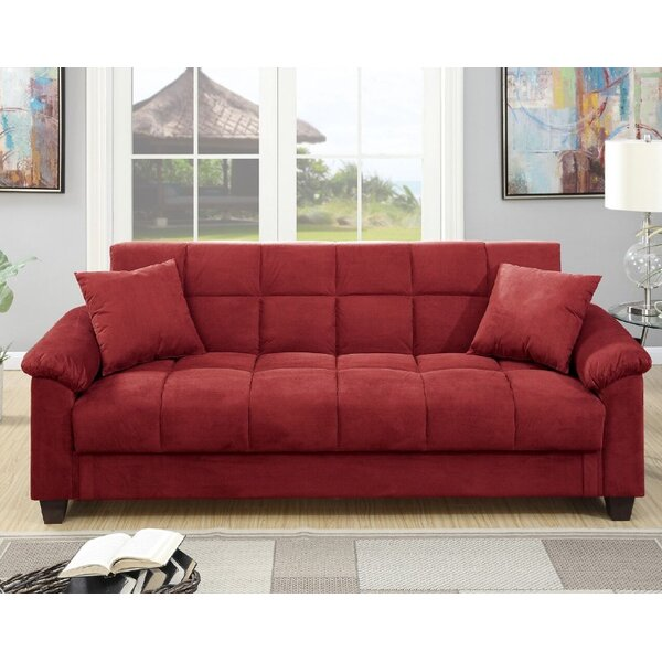 #1 Kasen Adjustable Storage Sofa By Winston Porter Great price