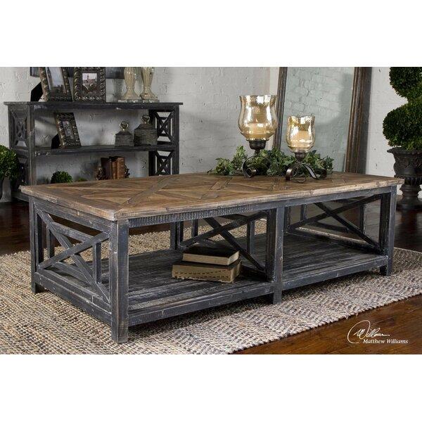 Aime Coffee Table by Gracie Oaks Gracie Oaks