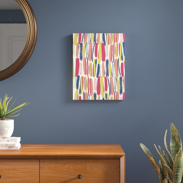 Henri I Painting Print on Gallery Wrapped Canvas by Langley Street