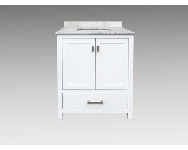 Weinberg 30 Single Bathroom Vanity Set by Latitude Run