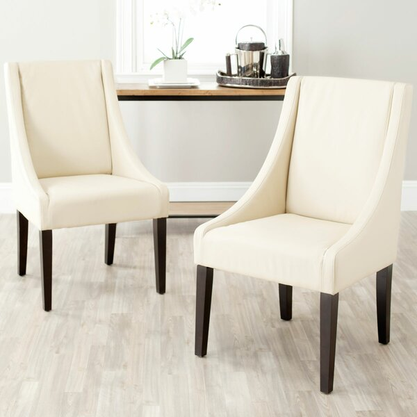 Morris Upholstered Arm Chair (Set Of 2) By Darby Home Co