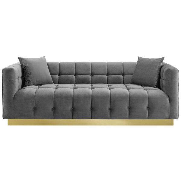 Internet Purchase Demott Sofa by Mercer41 by Mercer41
