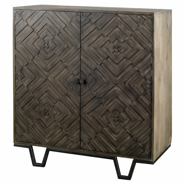 Bailes 2 Door Accent Cabinet by Foundry Select Foundry Select