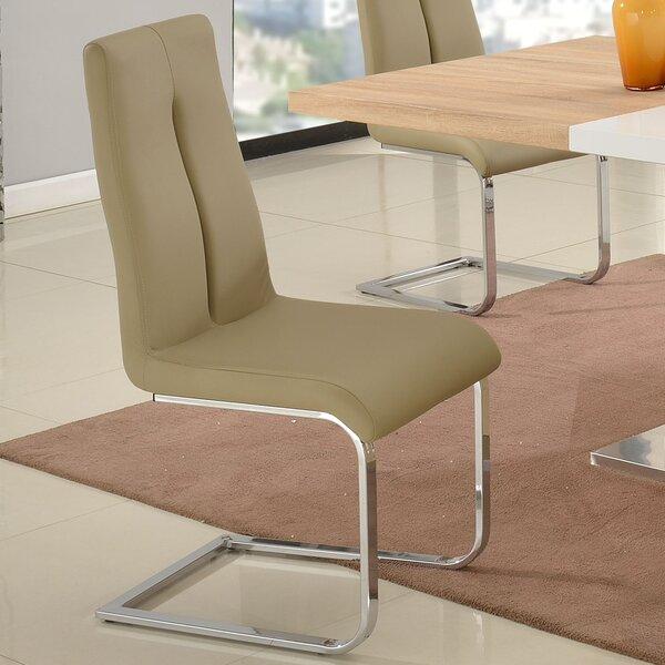 Carlissa Upholstered Dining Chair (Set of 2) by Orren Ellis Orren Ellis