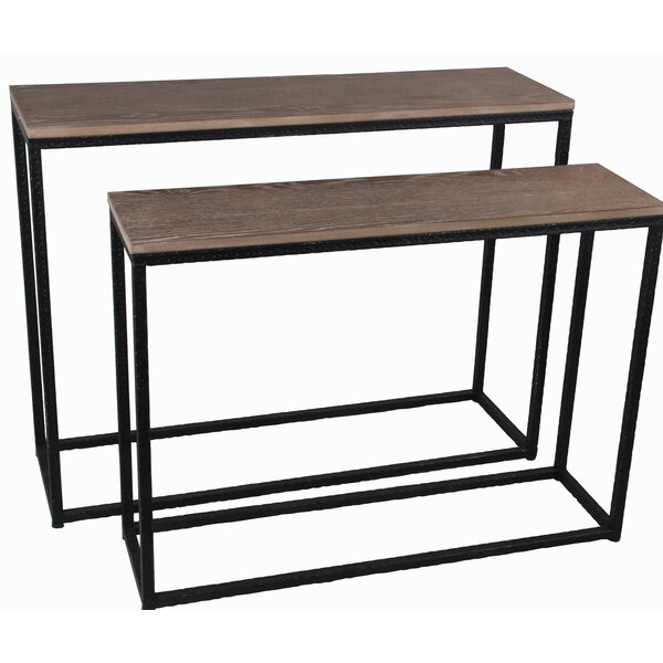 Mcneeley 2 Piece Console Table Set By Gracie Oaks