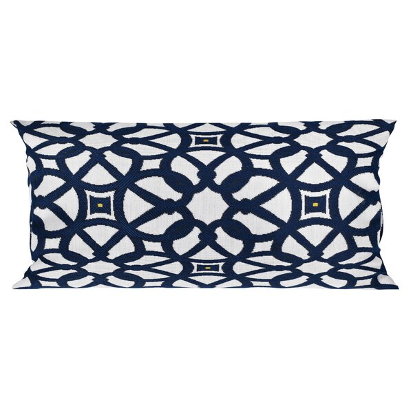 Trinidad Outdoor Lumbar Pillow by Bay Isle Home