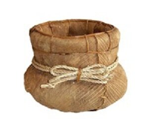 Cocomat Natural Fibers Pot Planter by Cheungs