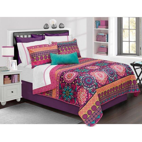 Clanton Quilt Set by Harriet Bee
