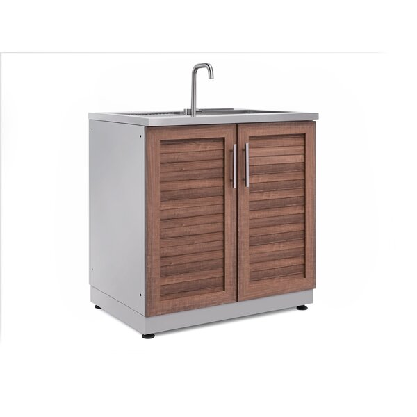 Outdoor Kitchen Sink Cabinet by NewAge Products